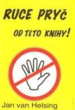 Ruce pryč od této knihy - obálka