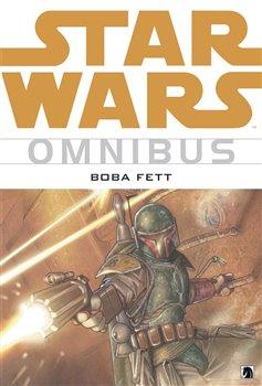 BB art Boba Fett. Star Wars: Omnibus - Ian Gibson, John Wagner, John Nadeu, Cam Kennedy