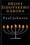 Dějiny židovského národa - obálka