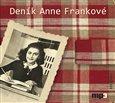 Deník Anne Frankové (Audiokniha) - obálka