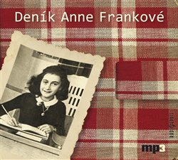 Deník Anne Frankové, CD - Anne Franková