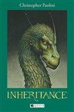 Inheritance (Odkaz Dračích jezdců 4) - obálka