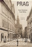 Prag - Die verschwundene jüdische Stadt - obálka