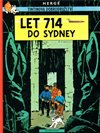 Tintin - Let 714 do Sydney