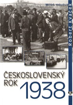 Oblka titulu eskoslovensk&#253; rok 1938