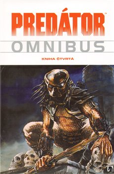 Oblka titulu Pred&#225;tor 4 (Predator Omnibus 4)