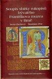 Soupis sbírky rukopisů bývalého Františkova muzea v Brně - obálka