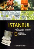 Istanbul (Prvodce s mapou National Geographic) - oblka