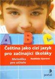 Čeština jako cizí jazyk (Metodika pro učitele) - obálka