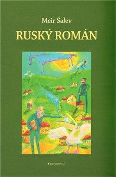Obálka titulu Ruský román
