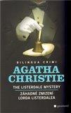 Záhadné zmizení lorda Listerdalea / The Listedala Mystery - obálka