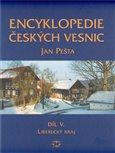 Encyklopedie českých vesnic V. – Liberecký kraj - obálka