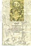 Vzpomínky na zemřelé jezuity, narozené v Čechách, na Moravě a v moravském Slezsku od roku 1814 - obálka