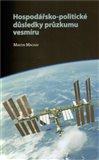 Hospodářsko-politické důsledky průzkumu vesmíru - obálka