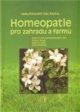 Homeopatie pro zahradu a farmu (Bazar - Mírně mechanicky poškozené) - obálka