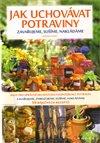 Obálka knihy Jak uchovávat potraviny