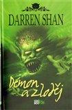 Démon a zloděj (Demonata – Kniha druhá) - obálka