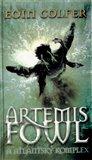 Artemis Fowl a atlantský komplex - obálka