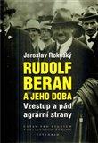 Rudolf Beran a jeho doba - obálka