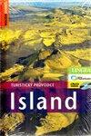 Obálka knihy Island. Turistický průvodce