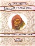Baba Jaga, kostlivá noha - obálka