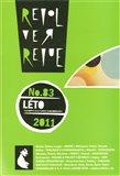 Revolver Revue 83 (Ravolver Revue + Ivo Vodseďálek: Jedna věta) - obálka