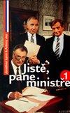 Obálka knihy Jistě, pane ministře 1.