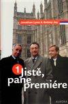 Obálka knihy Jistě, pane premiére 1.