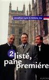 Obálka knihy Jistě, pane premiére 2.