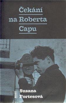 Obálka titulu Čekání na Roberta Capu