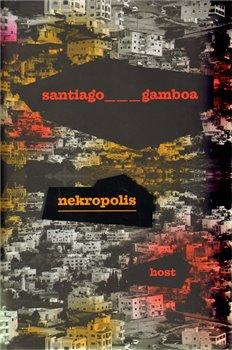 Obálka titulu Nekropolis