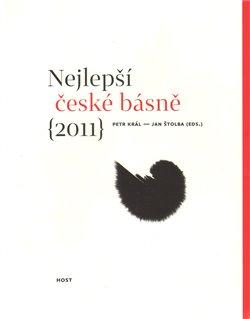 Obálka titulu Nejlepší české básně 2011