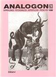 Analogon 63 (Surrealismus - Psychoanalýza - Antropologire- Příčné vědy) - obálka