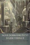 Nová dobrodružství  Julese Verna II - obálka