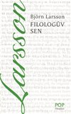 Obálka knihy Filologův sen