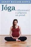 Jóga v těhotenství a příprava na porod - obálka