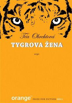 Obálka titulu Tygrova žena