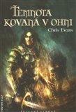 Temnota kovaná v ohni (Železní elfové 1) - obálka