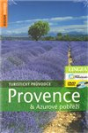Obálka knihy Provence a Azurové pobřeží