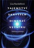 Tajemství skrytých dimenzí vesmíru - obálka