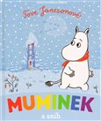 Muminek a sn&#237;h - oblka