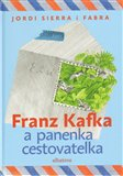 Franz Kafka a panenka cestovatelka - obálka