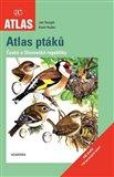 Atlas ptáků - obálka