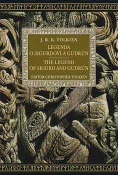 Obálka titulu Legenda o Sigurdovi a Gudrún / The Legend of Sigurd and Gudrún