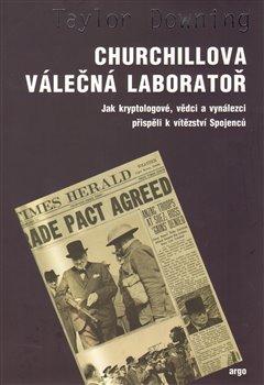 Obálka titulu Churchillova válečná laboratoř
