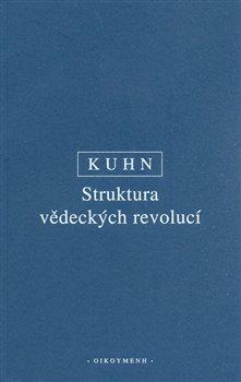 Obálka titulu Struktura vědeckých revolucí