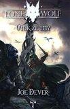 Útok ze tmy (Lone Wolf 1.) - obálka