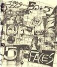 Tváře / Faces - obálka