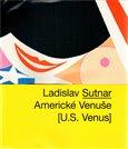 Ladislav Sutnar - Americké Venuše - obálka