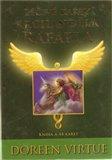 Léčivé karty archanděla Rafaela - obálka